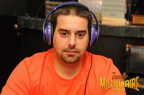 Diogo Miranda Lidera no Dia Final do Tanger Millionaire Maker; 12/23 Lusos em Jogo
