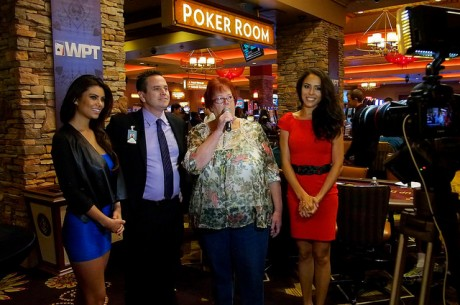 WPT Rolling Thunder Day 1a: Galen Hall Leads as 85 of 224 Advance