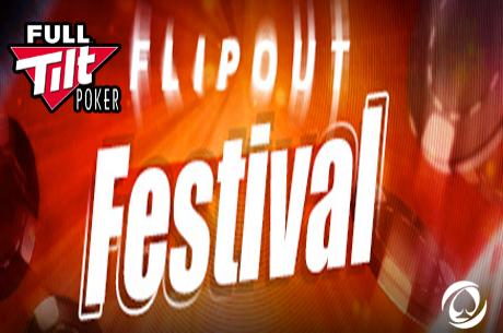 Festival Flipout na Full Tilt Poker (21 a 24 de Março)