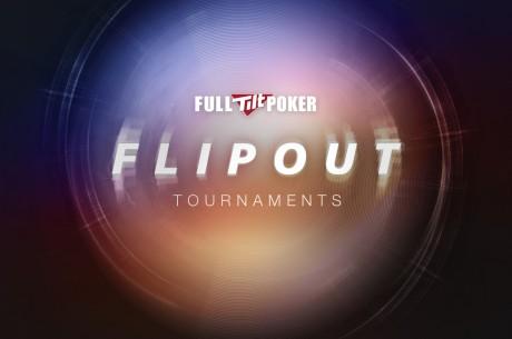 Nuevo torneo de Flipout de Full Tilt Poker es lanzado el día de hoy; El Flipout Festival...
