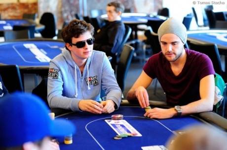 Eureka Poker Tour Wiedeń Dzień 1A - pięciu Polaków gra dalej, Pańka wysoko!