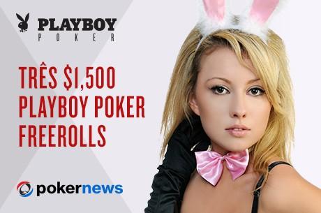 Três Hipóteses de Ganhar $1,500 ao Estilo Playboy!