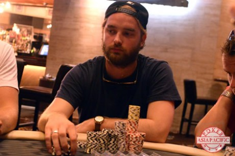 2014 PokerStars.net ANZPT Sydney Main Event Day 1a: Jazz Mathers Grabs Early Lead