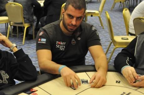 Eureka Poker Tour Vienna Day 1b: Οχτώ ακόμη Έλληνες στη Day 2!