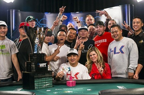 JC Tran Wins WPT Rolling Thunder for $300K