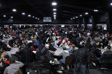 Action Gets Started at Playground Poker Spring Classic