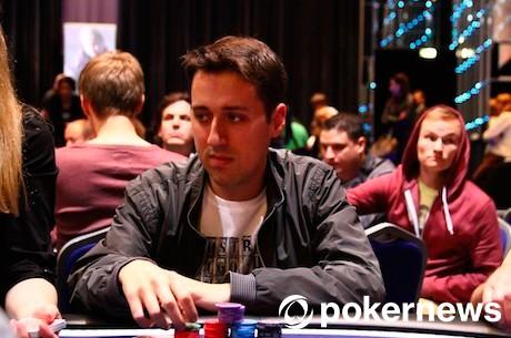 João Brito Passa ao Dia 3 do Eureka Viena em 3º no Chip Count