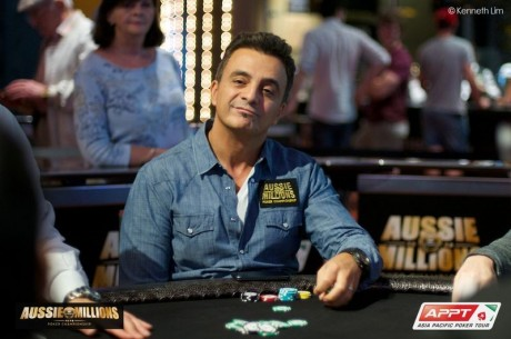 2014 PokerStars.net ANZPT Sydney Main Event Day 1b: Joe Hachem One of Many To Fall