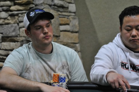2014 MSPT Ho-Chunk Gaming Wisconsin Dells: Aaron Johnson Leads as 30 of 148 Advance