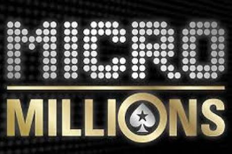MicroMillions finišo tiesioji: šį savaitgalį serijos dalyviai išsidalins maždaug 2...