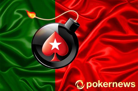 TMelo08, Sousinha, Miguel Almeida e philbahhh Resolvem à Bomba na PokerStars