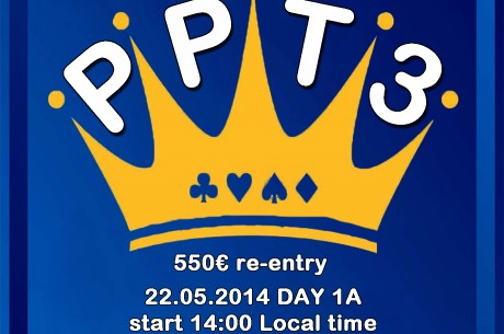Έρχεται το Princess Poker Tournament 3, αύριο live satellite στο Princess...