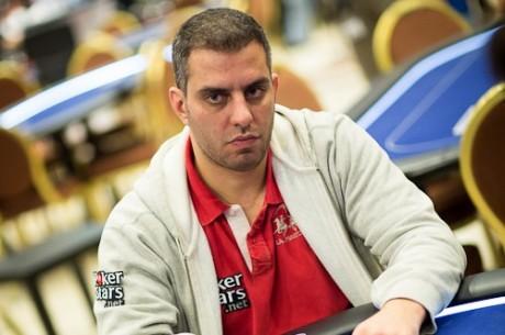 Στο final table του Eureka Poker Tour Main Event ο Σταύρος Κάλφας!