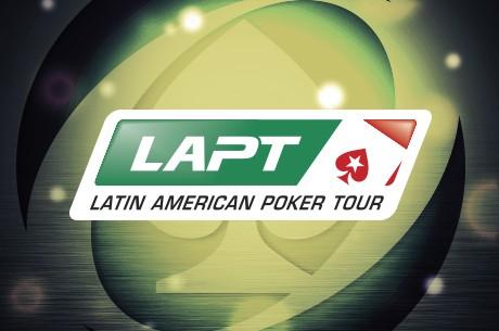 LAPT Chile: Jefferson Melo a la cabeza de la Mesa Final