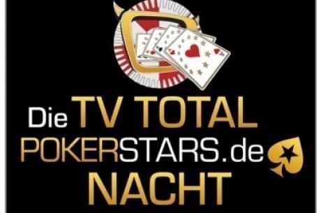 Collien Ulmen-Fernandes pokert bei der TV Total PokerStars.de Nacht
