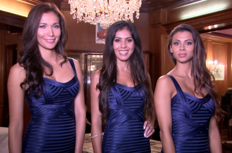 WPT on FSN Grand Prix de Paris Part I: Dress Code, Enter Tony G & a Pair of Lovebirds