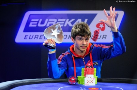 Hungary's Zoltan Gal Wins Record-Breaking Eureka Vienna Main Event for €208,655