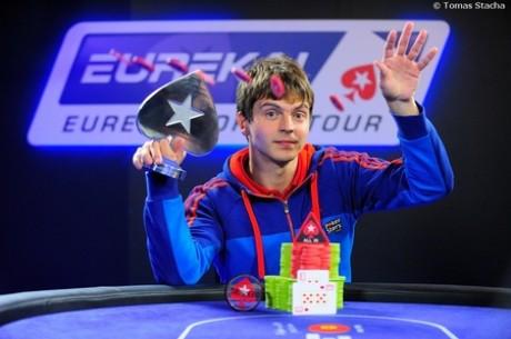 Gál Zoltán az Eureka Poker Tour Bécs bajnoka, 65 milliót nyert!