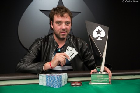 Argentina's Mario Lopez Wins the Latin American Poker Tour Chile Main Event, $117,991