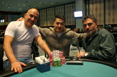 She Lok Wong Does It Right and Wins 2014 Foxwoods Poker Classic $2,700 Championship