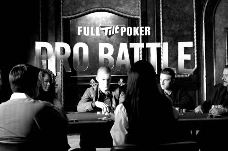 Pristatome pirmąjį epizodą iš Full Tilt Poker Pro Battle didžiojo finalo
