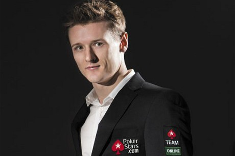 Team PokerStars Online's Alex Millar Appears in The Daily Telegraph