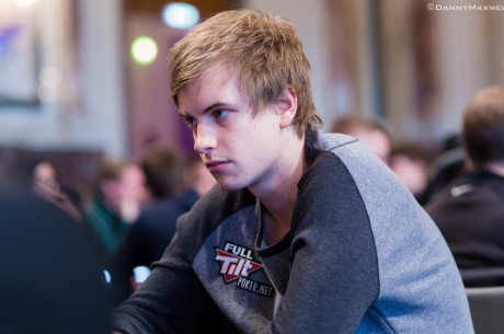 Viktor Blom Discusses Tournaments, His Dislike of TV Tables, and Big One for One Drop