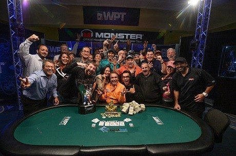 Nabil Hirezi Wins WPT Jacksonville bestbet Open
