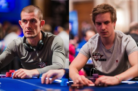 2014 PokerStars.net EPT Vienna Main Event Day 3: Bubble Bursts; Hansen and Blom Fall