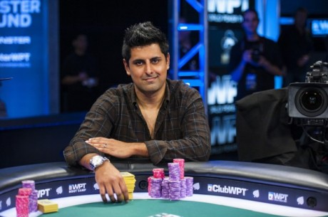 WPT Player of the Year Leader Mukul Pahuja's Big Gamble, Leaving Finance for Poker