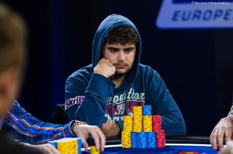 EPT Viena día 4: Pablo Gordillo, segundo en fichas con las opciones intactas