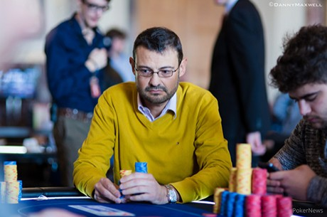 Rumen Nanev Atinge Final Table do Main Event PokerStars.net EPT Viena