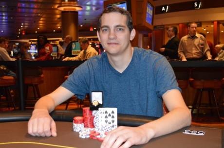 Alex Masek boří hranice pokeru! Vyhrál již svůj osmý WSOP prsten