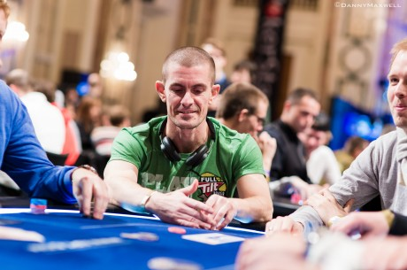 The Online Railbird Report: Hansen Loses a Million; Amundsgard & Cates Finish on Top