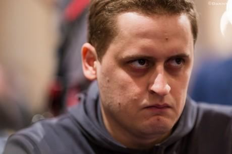 Алексей Хорошенин вышел на финальный стол главного...