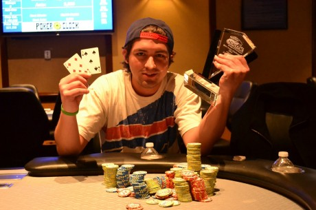 Kevin Mathias Wins Opening Event of Western New York Poker Challenge