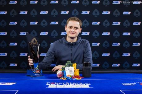 Pagrindiniame EPT Vienos turnyre triumfavo Oleksii Khoroshenin