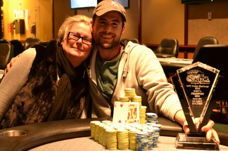 Joseph Elia Wins Event #2 of 2014 Western New York Poker Challenge