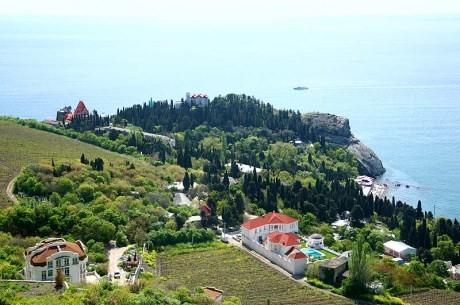 Русия прави зона за игрален туризъм в Крим