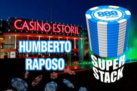 Humberto Raposo Venceu Portugal Super Stack (€7,565)