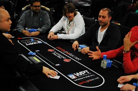 Day 3 of partypoker WPT Canadian Spring Championship