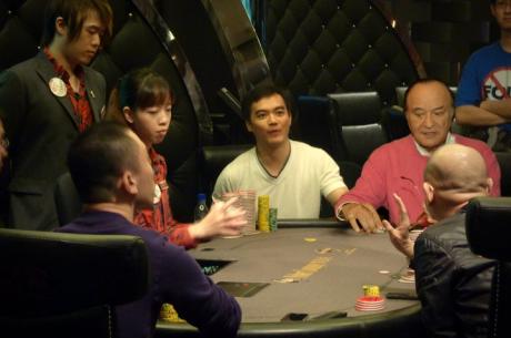 Breaking: Korda György is asztalhoz ült a makaói high stakes asztaloknál!