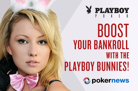 Boost Your Bankroll With the Playboy Bunnies!