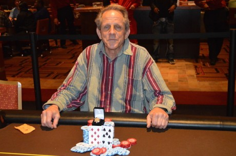 "Robert ""Uncle Krunk"" Panitch Wins World Series of Poker Circuit St. Louis Main Event"