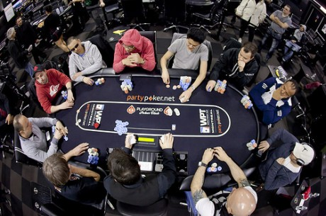 WPT National Canadian Spring Championship Day 3: Daniel Gagne Leads Final Table