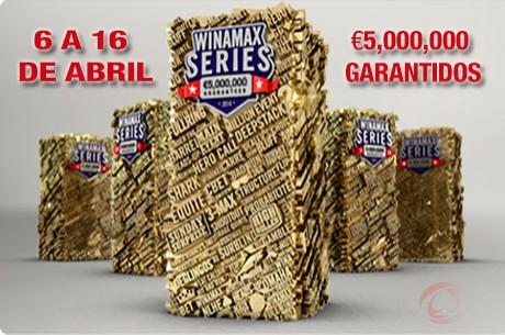 Winamax Series IX - €5,000,000 Garantidos de 6 a 16 de Abril