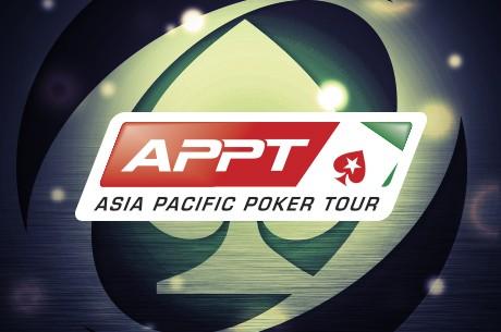 Audrius Miliauskas sužibėjo šalutiniame APPT serijos turnyre Pietų Korėjoje