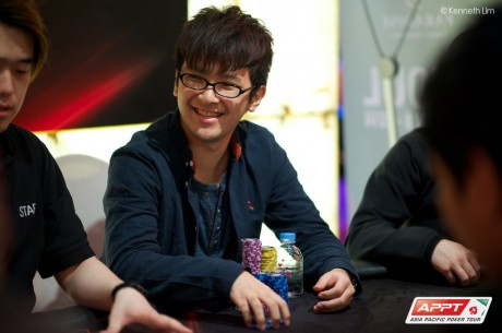 2014 PokerStars.net APPT Season 8 Seoul Main Event Day 1a: Masato Yokosawa Leads