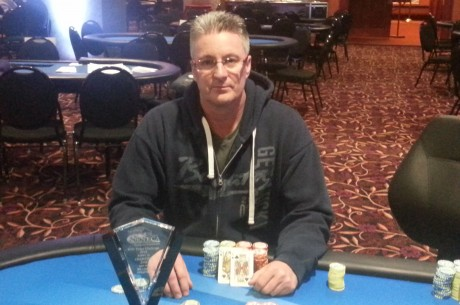 Thomas Keeper Wins Event #10 of Western New York Poker Challenge