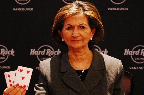 Mrs. P Wins HRCV Poker Championships Event 3